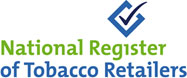 National Register of Tobacco Retailers Logo